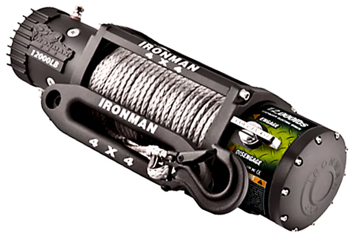 Ironman 4×4 Monster Winch